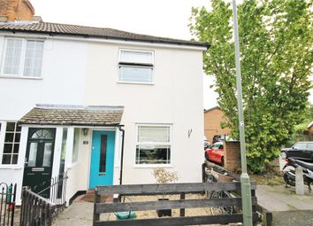 Thumbnail 2 bed end terrace house for sale in Armstrong Road, Englefield Green, Surrey