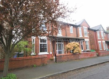 Thumbnail 3 bed terraced house to rent in Victoria Avenue, Burnage, Manchester