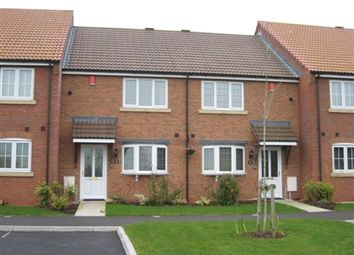 Thumbnail 2 bed terraced house to rent in Primrose Court, Huntworth, Bridgwater