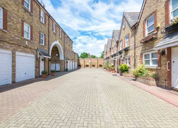 Thumbnail 2 bed flat for sale in Carmichael Mews, London