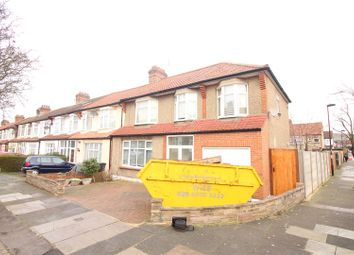 Thumbnail 3 bed end terrace house for sale in Hastings Road, London