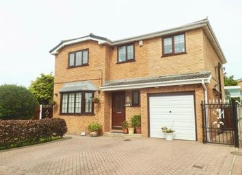 Thumbnail 4 bed detached house for sale in Dumbarton Close, Blackpool, Lancashire