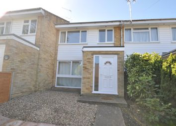 Thumbnail 3 bed terraced house to rent in Pinewood Close, St. Albans