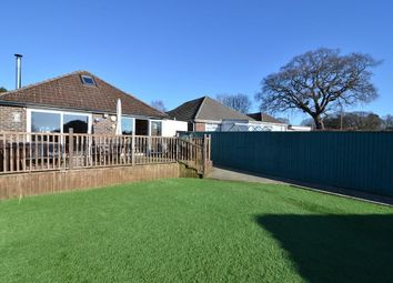 Thumbnail 4 bedroom detached bungalow for sale in Lower Blandford Road, Broadstone