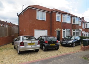 Thumbnail 4 bed terraced house to rent in Corbet Road, Coventry