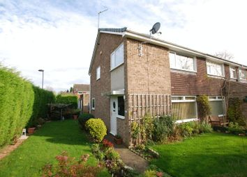 Thumbnail 3 bed semi-detached house for sale in Ascot Court, Newcastle Upon Tyne