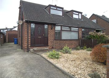 Thumbnail 2 bed semi-detached bungalow to rent in Clover Close, Spondon, Derby