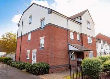 Thumbnail 1 bed flat for sale in Old Mill Close, Hereford