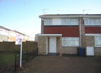 Thumbnail 3 bed semi-detached house to rent in Lowbiggin, Newcastle Upon Tyne, Tyne And Wear