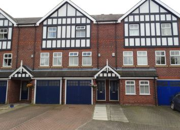 Thumbnail 3 bed terraced house for sale in Preston Street West, Macclesfield