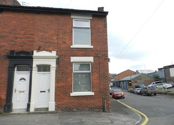 Thumbnail 2 bed end terrace house for sale in Kent Street, Preston