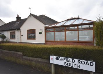 Thumbnail 2 bed semi-detached bungalow for sale in Highfield Road South, Chorley