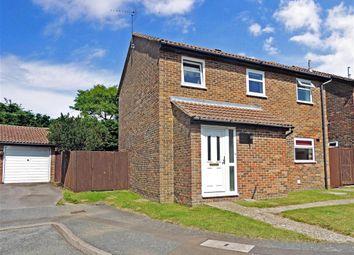 Thumbnail 3 bed detached house for sale in Sunningdale Gardens, Bognor Regis, West Sussex