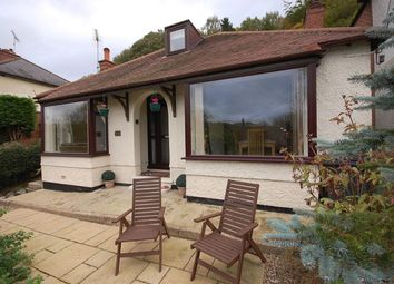 Thumbnail 3 bed bungalow for sale in Derby Road, Ambergate, Belper