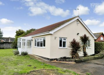 Thumbnail 1 bed bungalow to rent in Church Road, Cantley