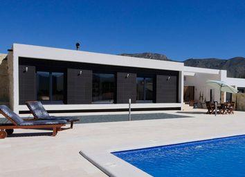Thumbnail 3 bed villa for sale in La Canalosa, Hondón De Las Nieves, Alicante, Valencia, Spain