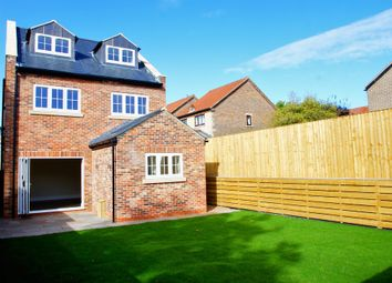 Thumbnail 4 bed detached house for sale in Main Street, Towton, Tadcaster