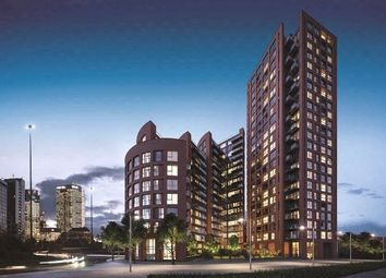 1 bed flat for sale in Orchard Place, London E14