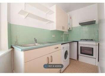 Thumbnail 1 bed flat to rent in Nelson Street, London