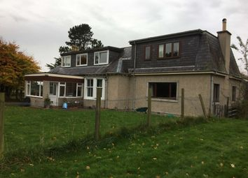Thumbnail 5 bed detached house to rent in Sandown Farm Lane, Nairn