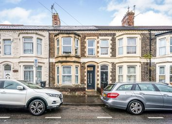 Thumbnail Flat for sale in Denton Road, Canton, Cardiff