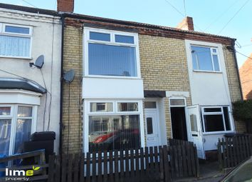 Thumbnail 2 bed terraced house to rent in Brecon Street, Hull