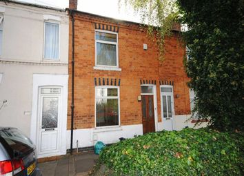 Thumbnail 2 bed terraced house for sale in Marlborough Road, Northampton