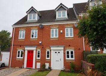Thumbnail 3 bed terraced house for sale in Russell Close, Wilnecote, Tamworth