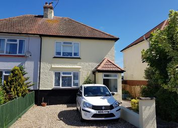 3 bed semi-detached house for sale in Cridlake, Axminster, Devon EX13