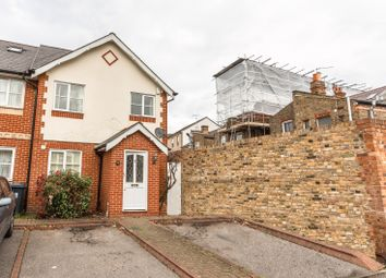 Thumbnail 3 bed end terrace house for sale in Darwin Road, London