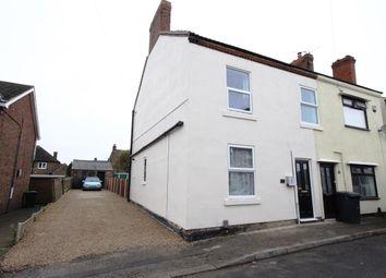 Thumbnail 3 bed semi-detached house for sale in Abbott Street, Awsworth, Nottingham