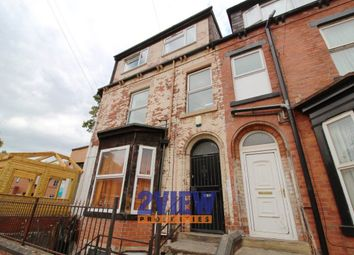 Thumbnail 4 bedroom flat to rent in Ebberston Terrace, Leeds, West Yorkshire