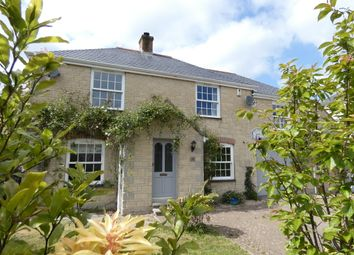Thumbnail 4 bed detached house for sale in Kerley Vale, Chacewater, Truro