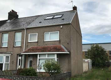 Thumbnail 4 bed semi-detached house to rent in Baldwins Crescent, Crymlyn Burrows, Swansea