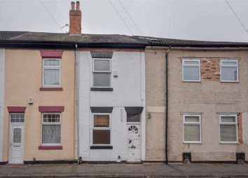 Thumbnail 2 bed terraced house for sale in Cobden Street, Loughborough
