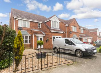 Thumbnail 4 bedroom detached house for sale in Norwood Drive, Brierley, Barnsley