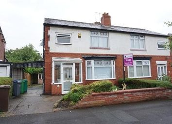 Thumbnail 3 bed semi-detached house for sale in Kempton Road, Burnage