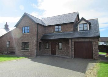 Thumbnail 4 bed detached house to rent in 7, Parc Derw, Bryndu Rd, Llanidloes, Powys