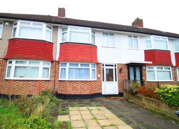 Thumbnail 3 bed terraced house to rent in Chatsworth Gardens, New Malden