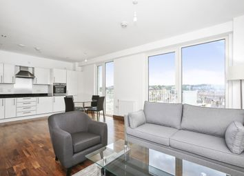 Thumbnail 1 bed flat to rent in Christchurch Way, London