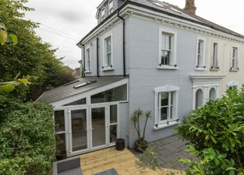 Thumbnail 4 bed semi-detached house for sale in Pound Farm Road, Chichester