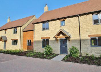 Thumbnail 2 bed terraced house for sale in Park Farm Place, Northmoor, Near Standlake