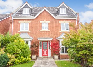 Thumbnail 5 bed detached house for sale in Truman Close, Widnes