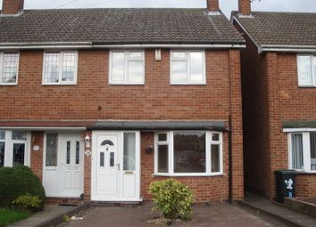 Thumbnail 2 bedroom terraced house to rent in Minworth Road, Water Orton, Birmingham
