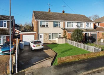 Thumbnail 3 bed semi-detached house for sale in Pinsley View, Wrenbury, Cheshire