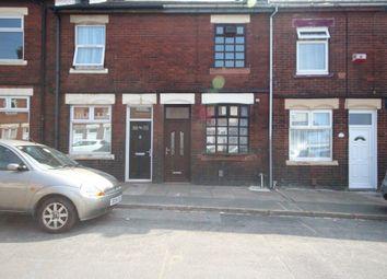 Thumbnail 2 bedroom terraced house for sale in Foley Street, Fenton, Stoke-On-Trent