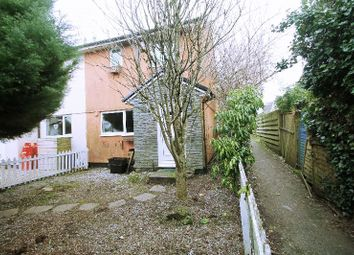Thumbnail 3 bed end terrace house for sale in Newquay Road, St. Columb