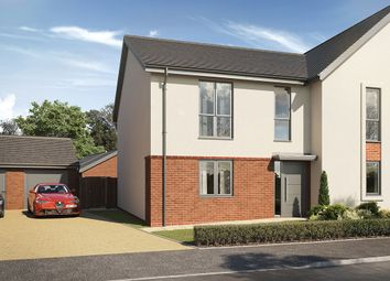"Thumbnail 4 bed property for sale in ""Salma"" at Blanchard Road, Tadpole Garden Village, Swindon"