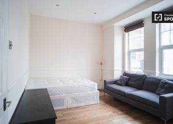 Thumbnail 1 bedroom flat to rent in Crabtree Lane, London