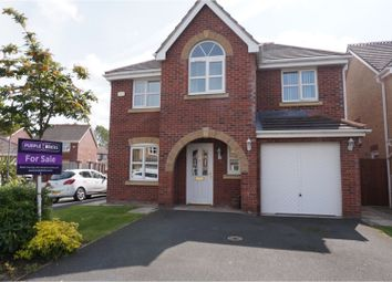 Thumbnail 4 bed detached house for sale in General Drive, Liverpool